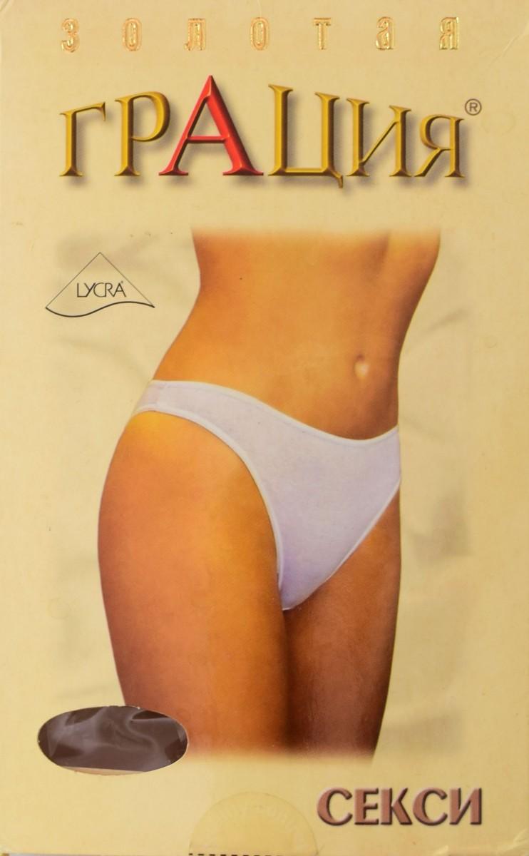 трусы золотая Грация Секси