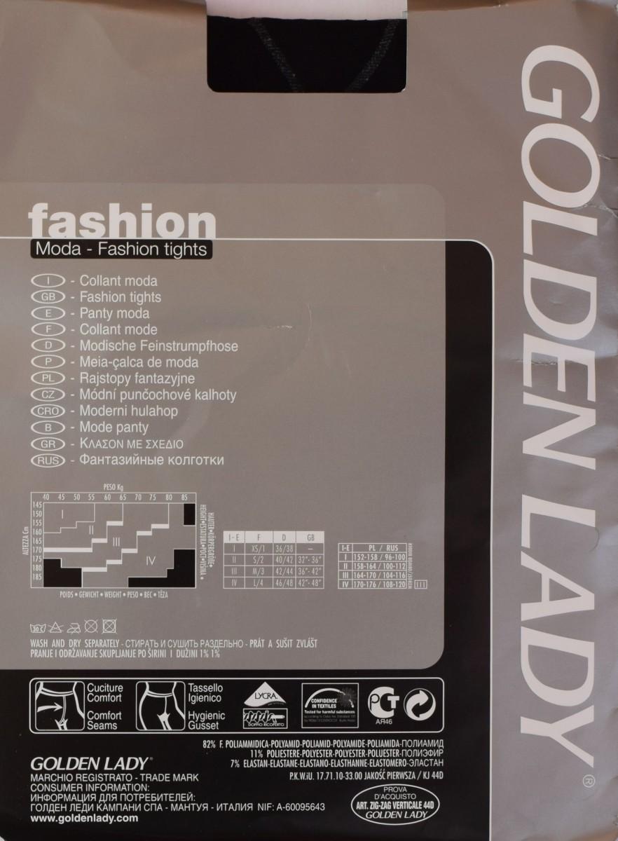 Finto Camb 40 описание колготок голден леди