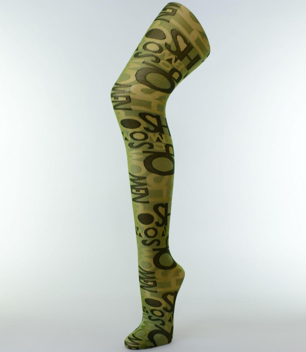 Scritte цвет verde bosco2