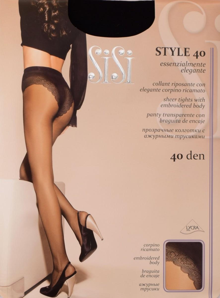 Sisi Style 40 фото колготок