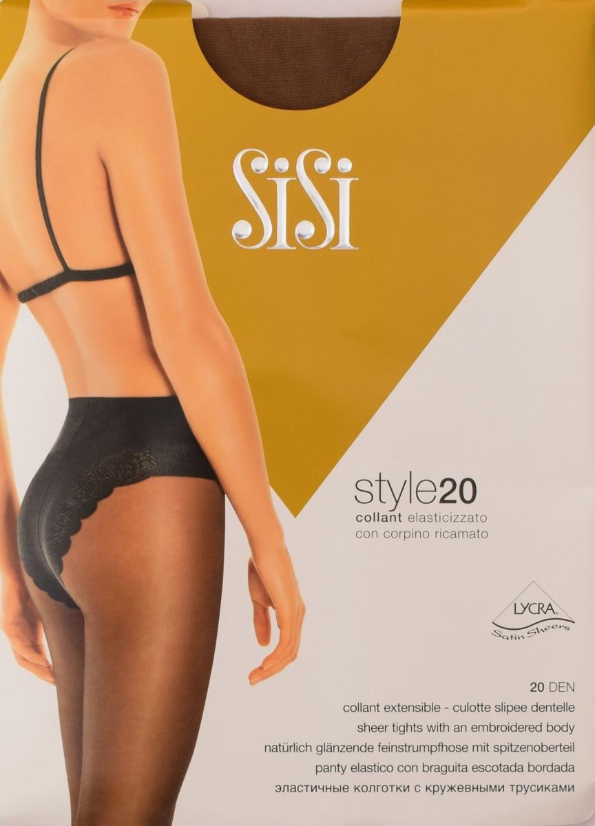 Style 20 фото колготки sisi
