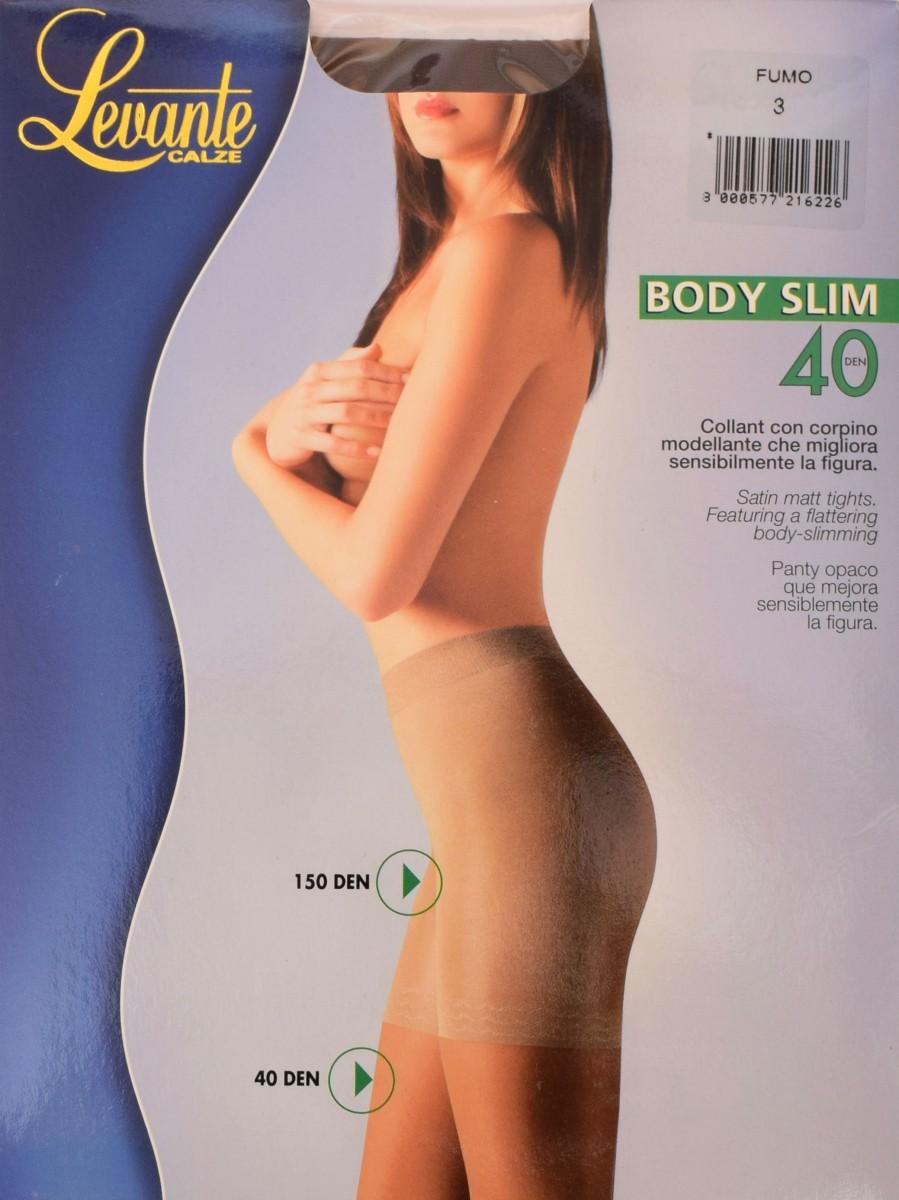 Body Slim 40 фото колготки Levante