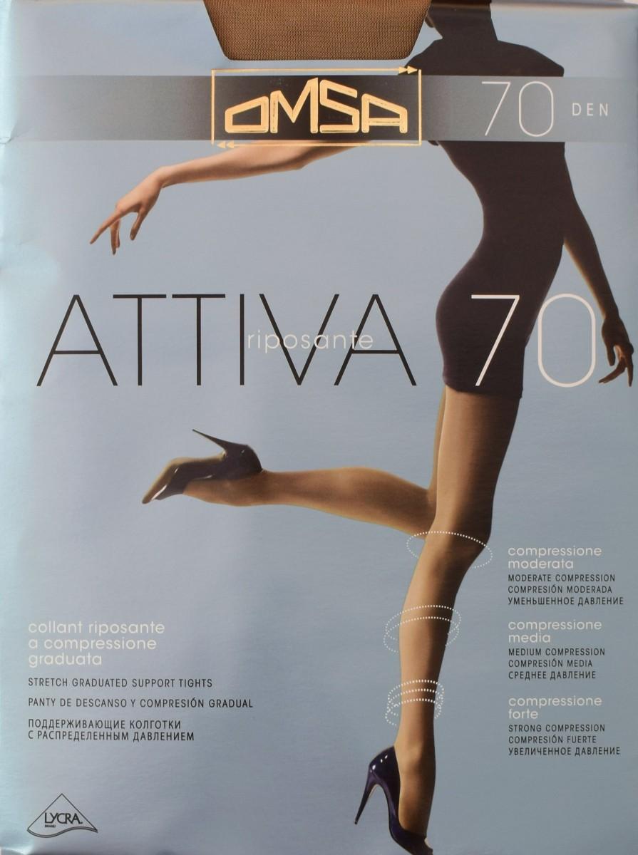 Attiva 70 фото колготки Omsa