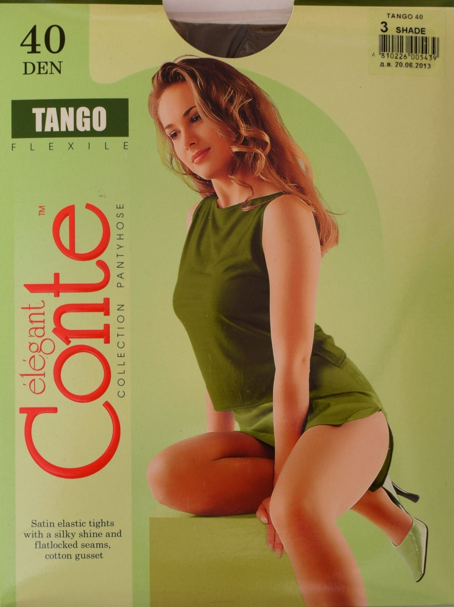 Tango 40 фото колготки conte