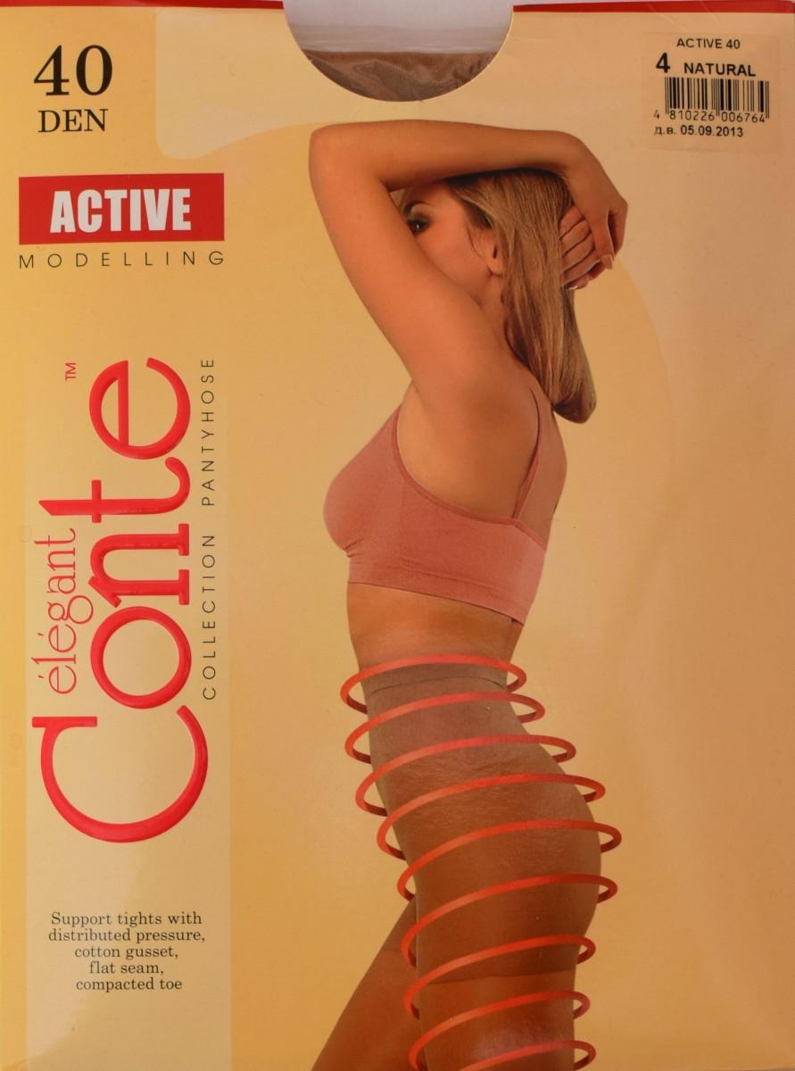 Active 40 фото колготки conte