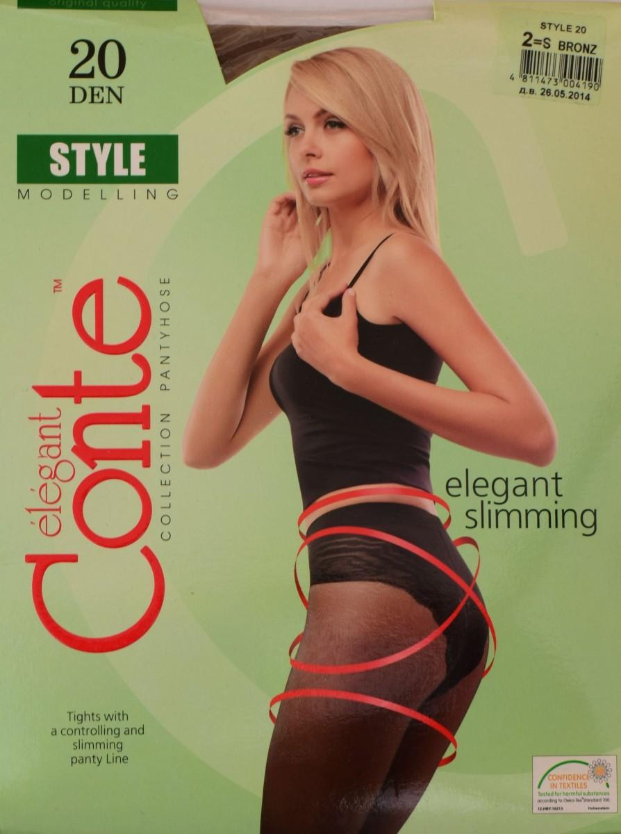 Style 20 фото колготки conte