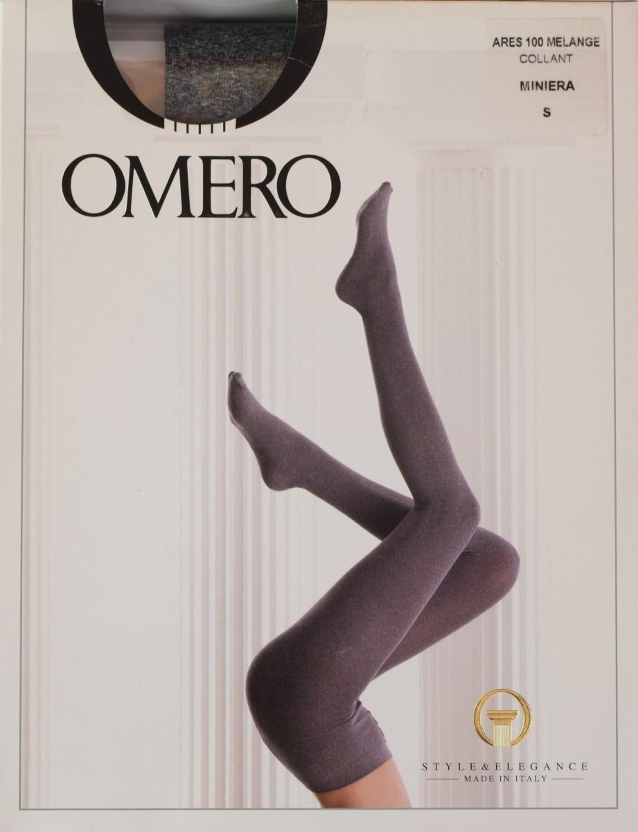 Ares 100 melange фото колготки omero
