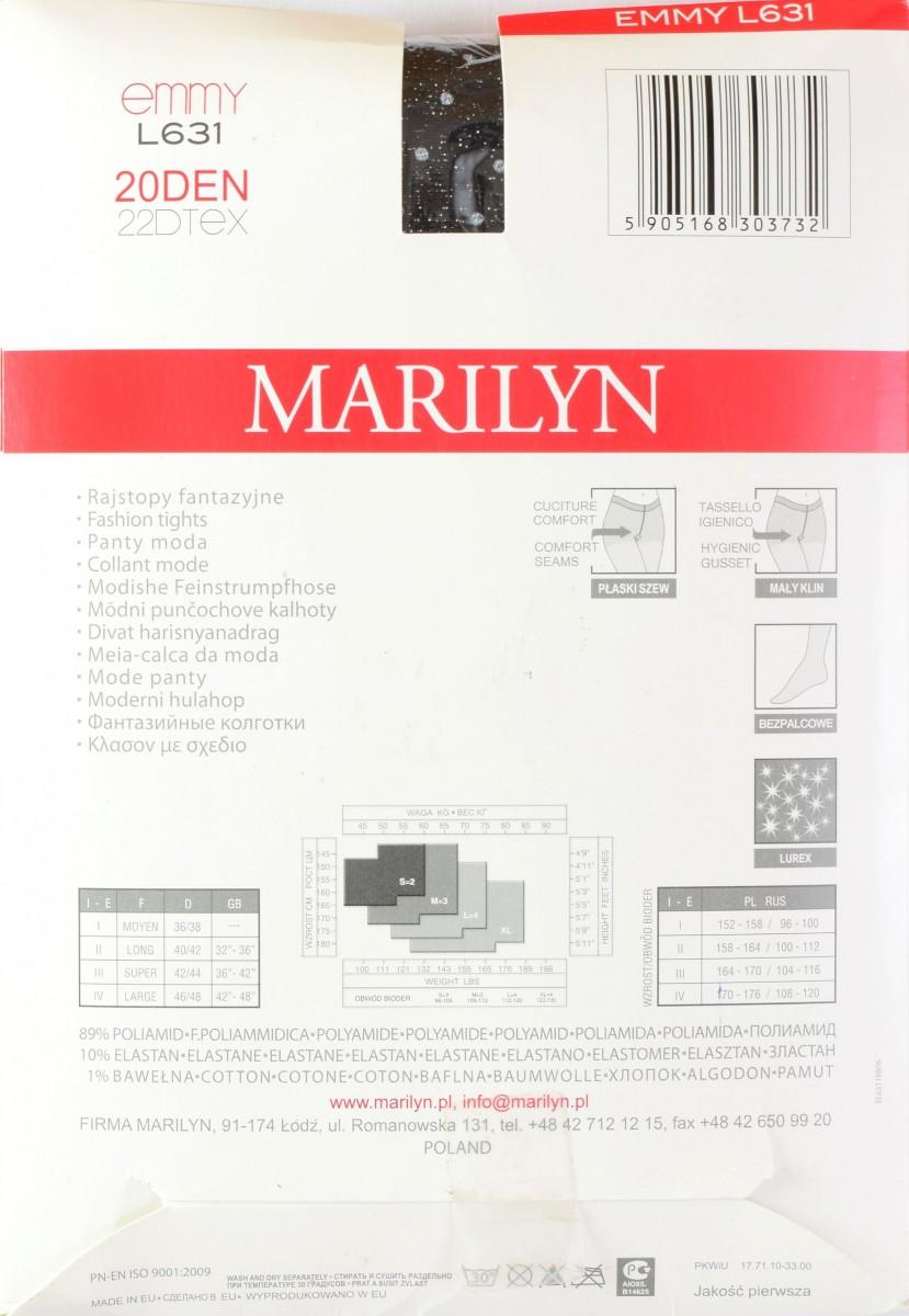 Колготки Marilyn Emmy 20 den