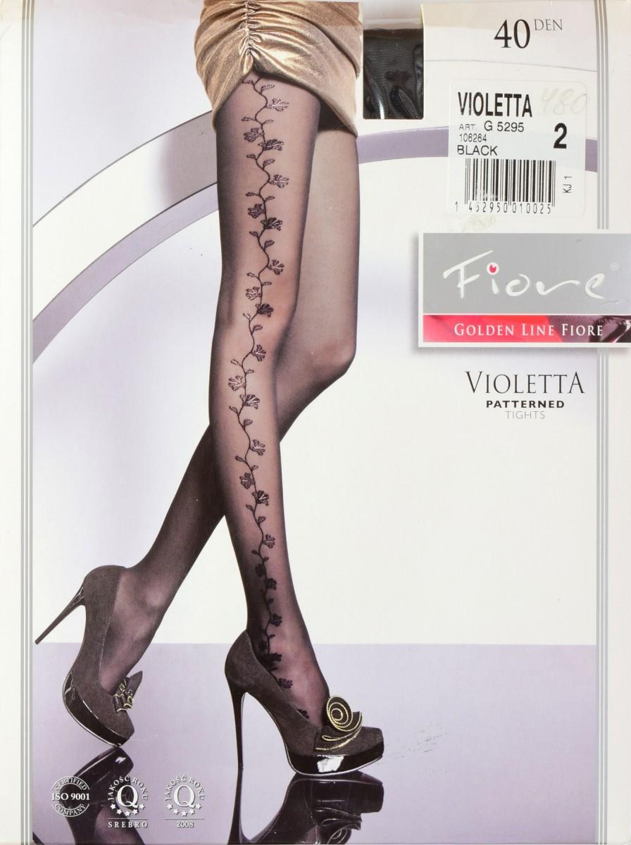 Violetta 40 колготки фото