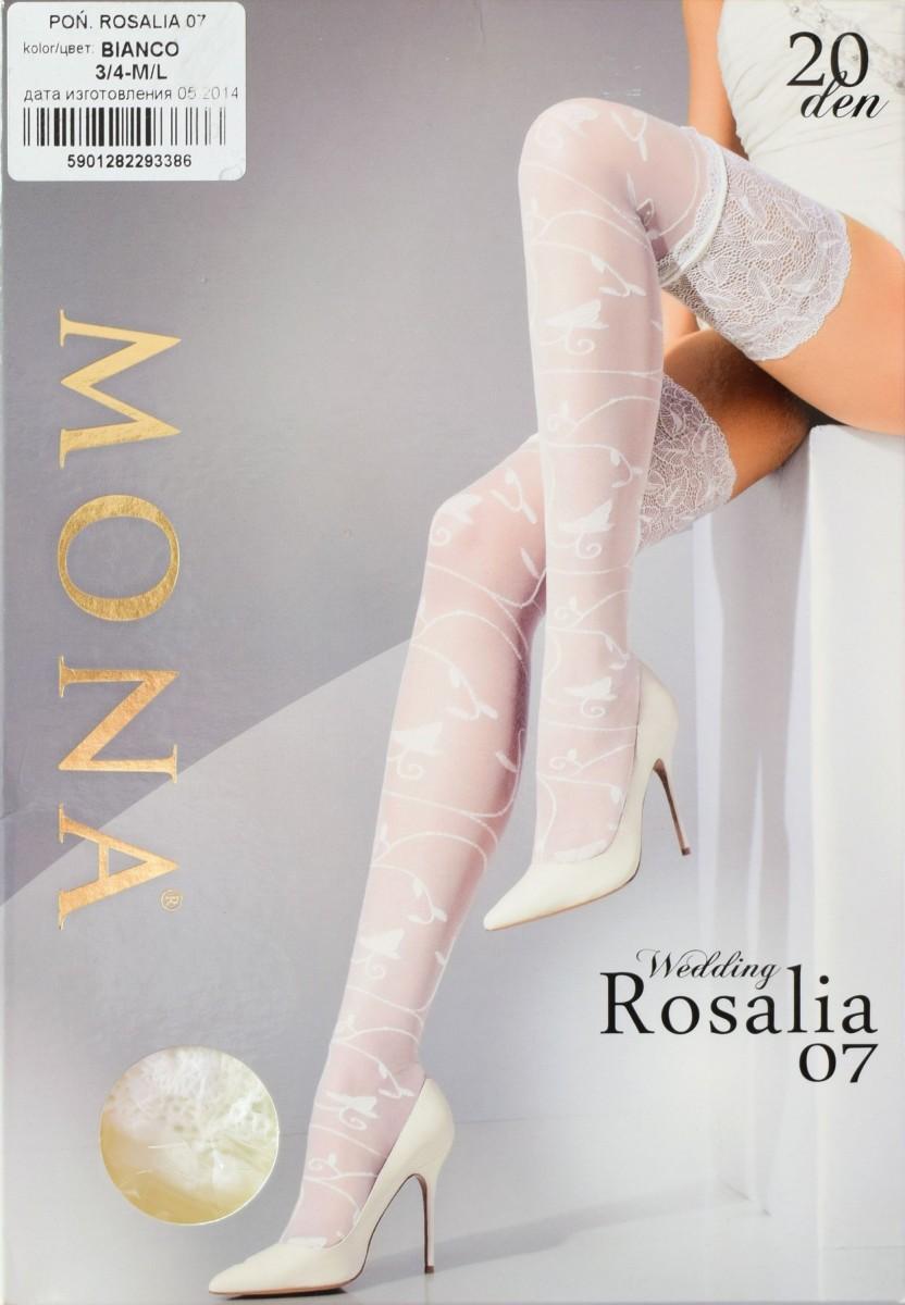 Rosalia 07 чулки фото