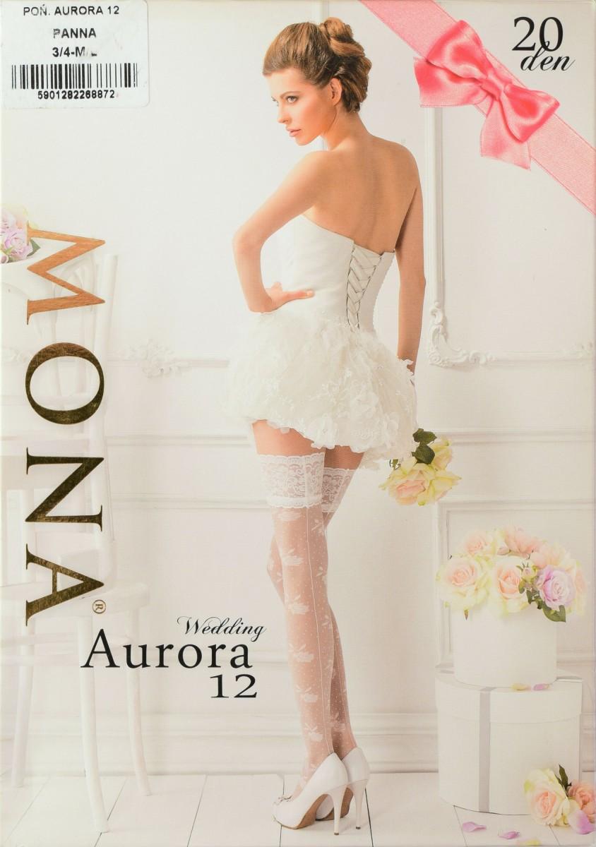 Aurora №12 чулки фото