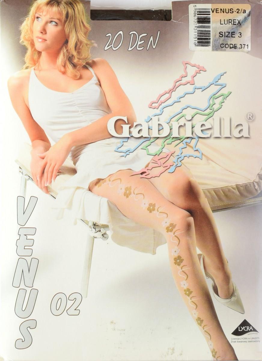 фото Venus model #02 20 den Gabriella