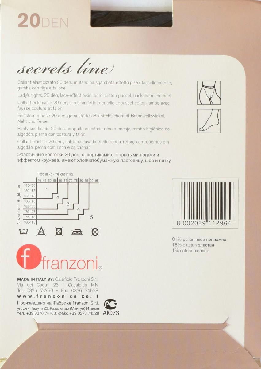 франзони секрет лайн 20