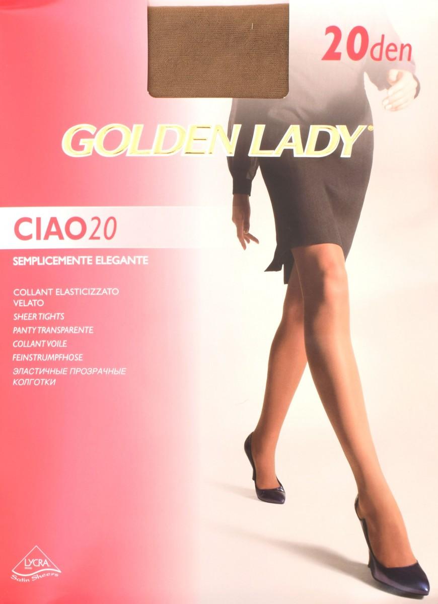 Ciao 20 фото колготки Golden lady