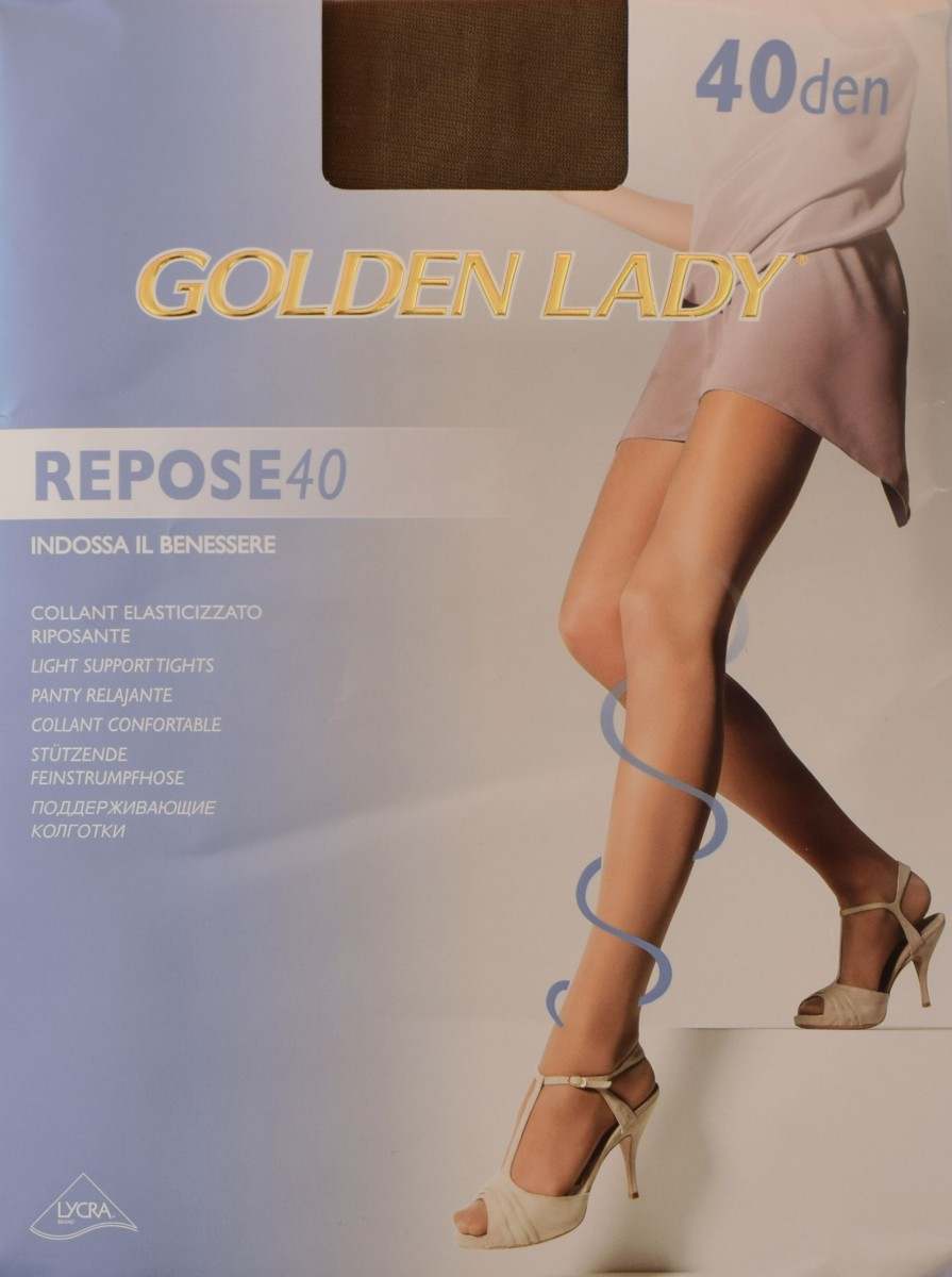 Repose 40 фото колготки golden lady