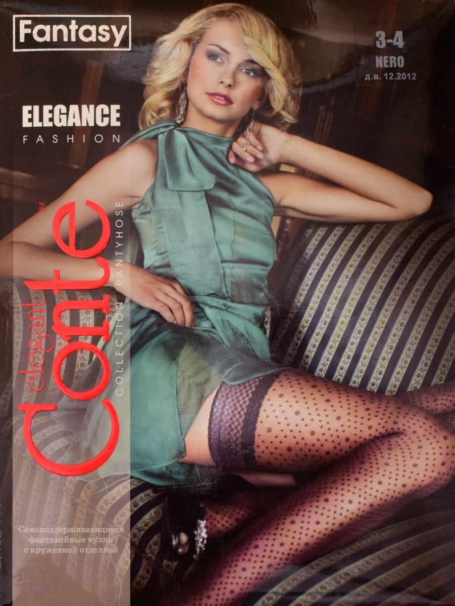 Elegance 20 чулки фото