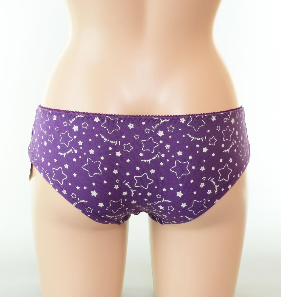 SH3991 цвет фиолетовый сзади